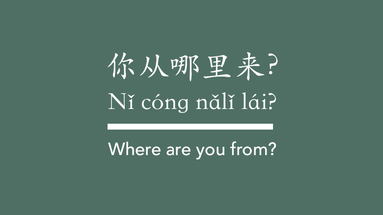Practice Your Basic Chinese!