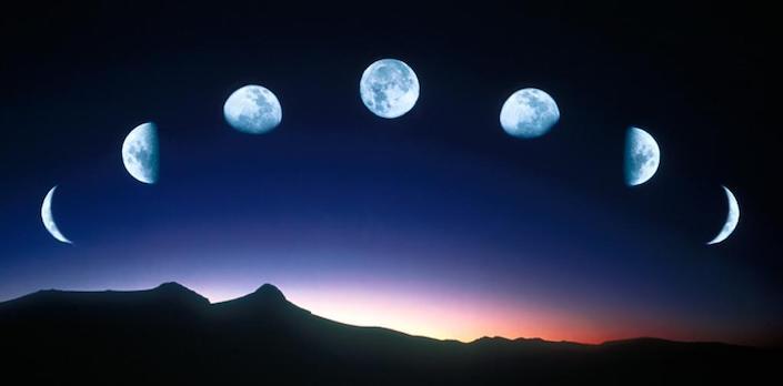 mid-autumn festival moon phases