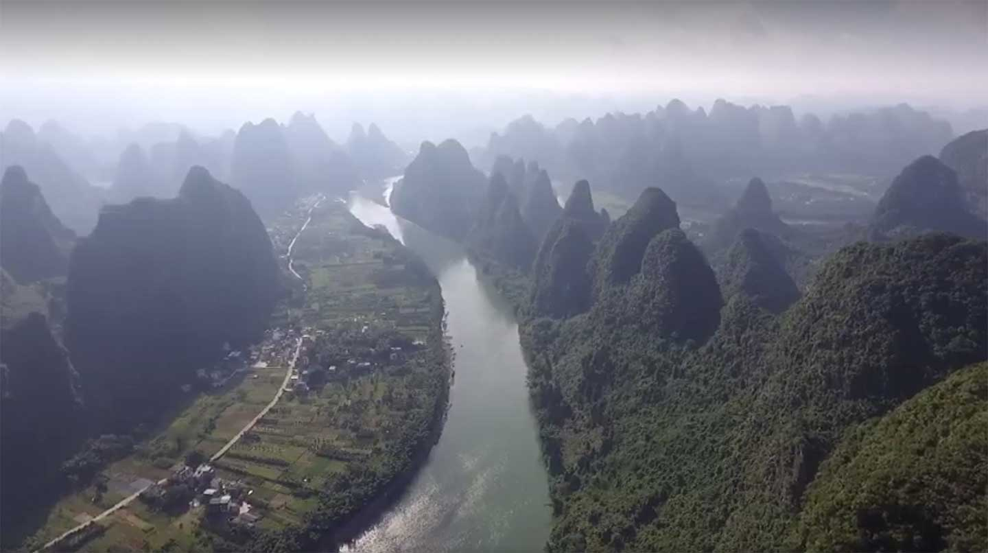 The New York Times Goes to Guilin