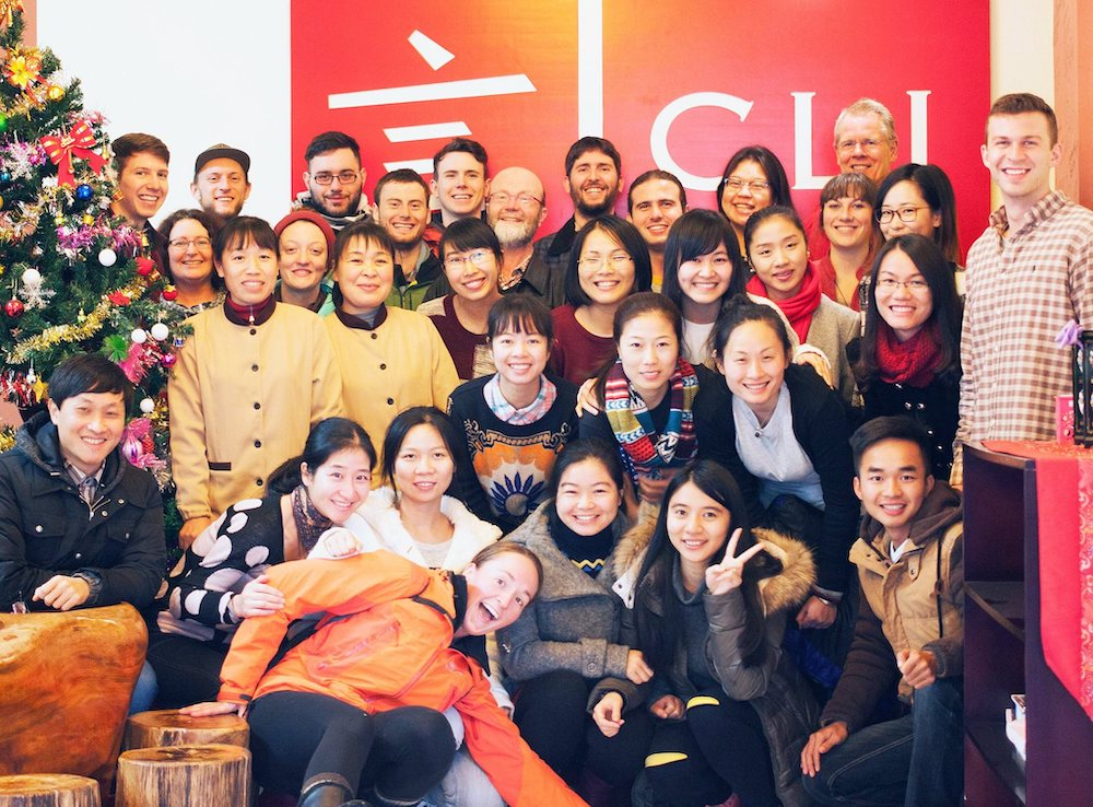 Christmas in Guilin at CLI