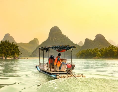 Summer Travel Excursion to Yangshuo
