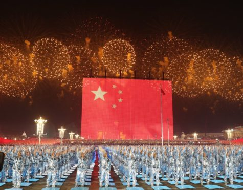 China's National Day Holiday