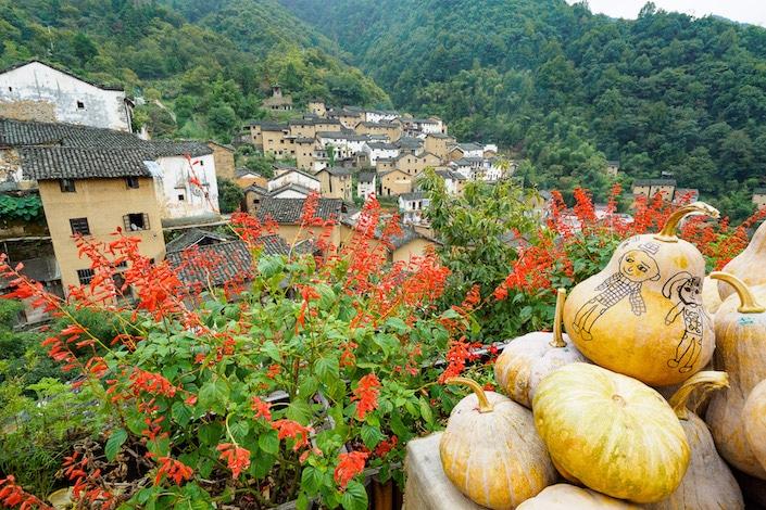 huangshan travel guide