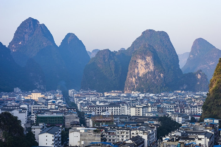 """""""Guilin's Scenery is the Best under Heaven"""""""