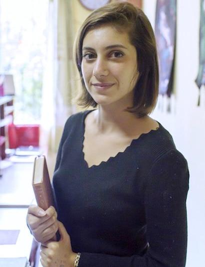 Anias Stambolis-D'Agostino 昕梅