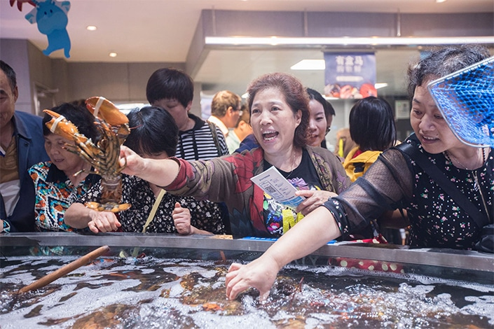 Chinese Single Day Shopping
