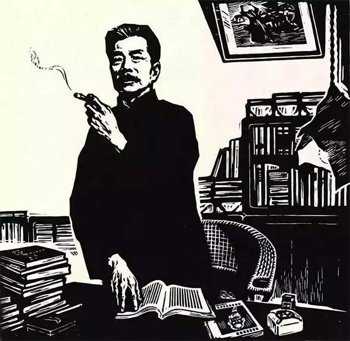 Chinese writer luxun