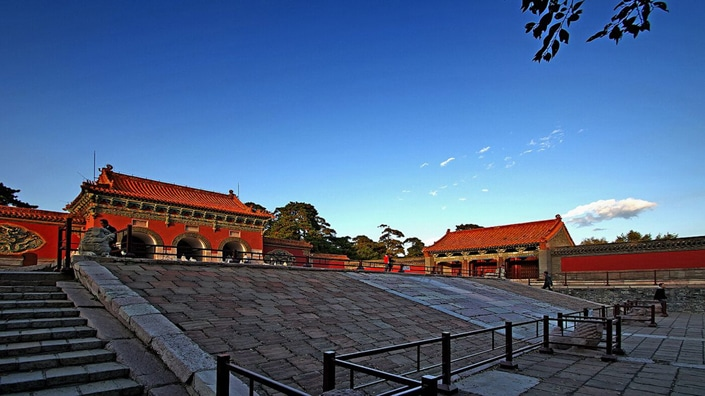 Zhaoling Mausoleum, a Shenyang travel guide recommended spot