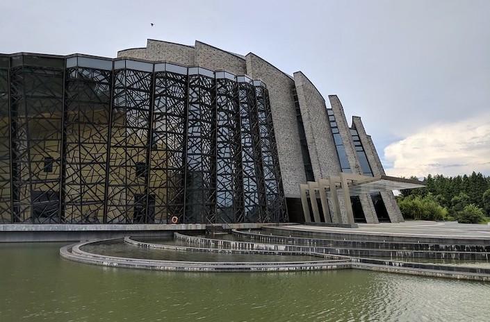wuzhen grand theatre